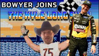 The Kyle Long Show: Construction with Clint Bowyer, Air Bubba and viral videos | Episode 2