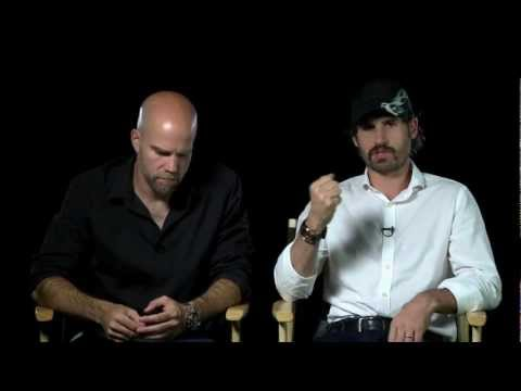 Ghost Rider: Spirit of Vengeance: Official Sit Down Interview Mark Neveldine and Brian Taylor [HD]