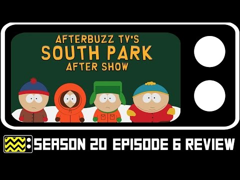 South Park Season 20 Episode 6 Review & After Show   AfterBuzz TV