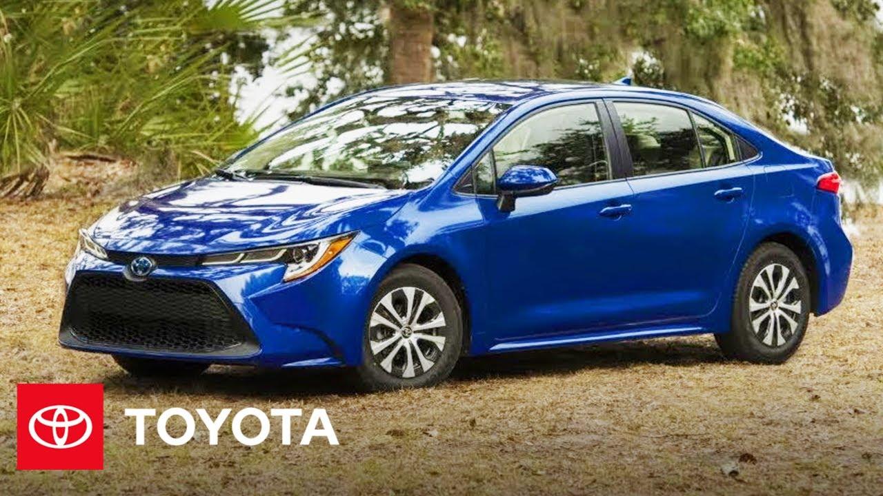 2022 Toyota Corolla Hybrid Highlights | Toyota