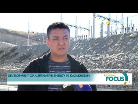 Development of alternative energy in Kazakhstan
