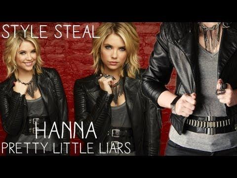 Hanna Pretty Little Liars: Makeup, Hair & Fashion STYLE STEAL