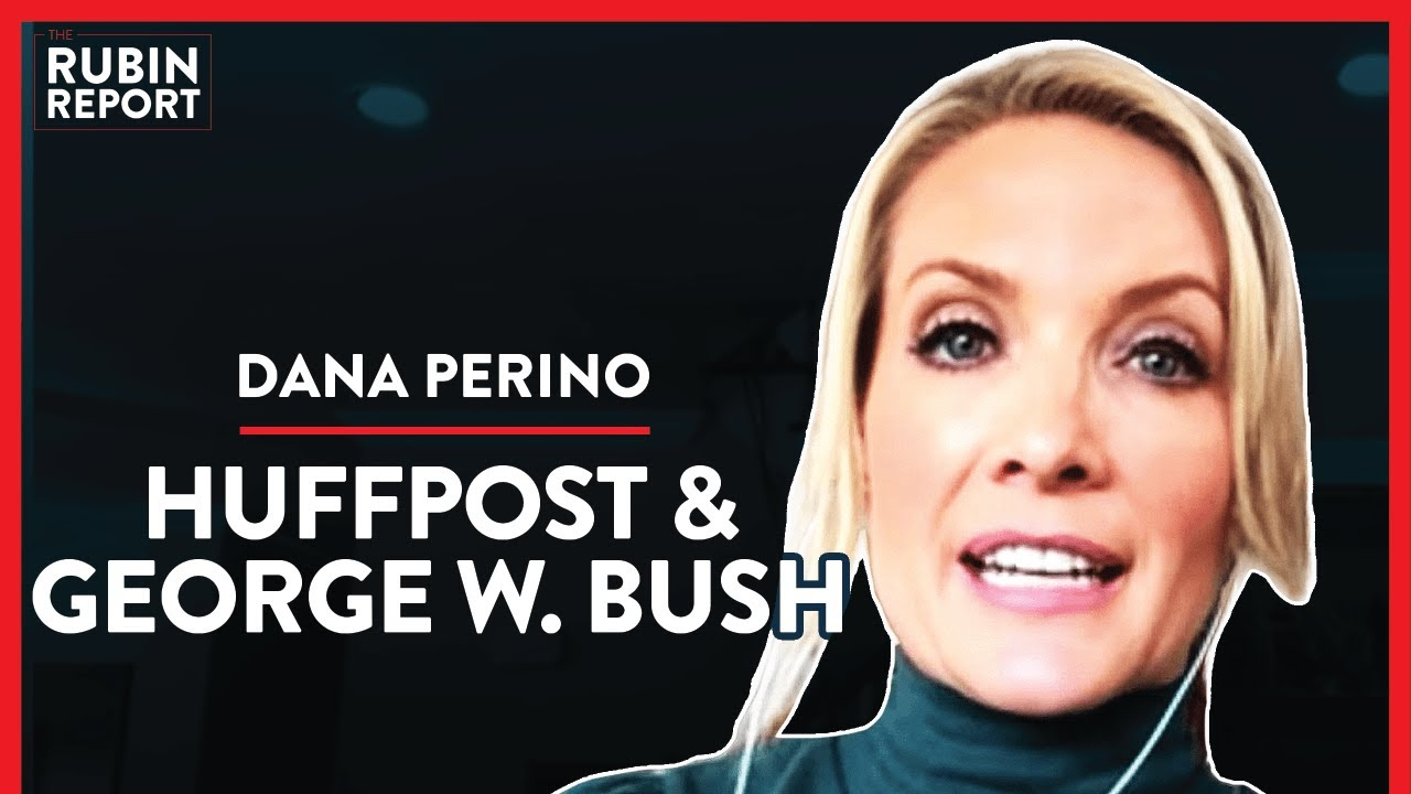 True Story Of How HuffPost Knowingly Lied About Bush (Pt. 2) | Dana Perino | POLITICS | Rubin Report