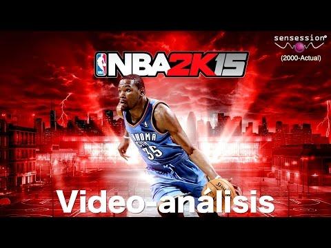 NBA 2K15 Análisis Sensession 1080p (Capturas Xbox One)