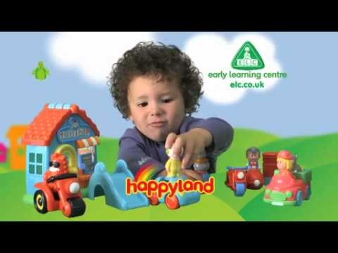 Happyland Village Set - Early Learning Centre Nickelodeon ...