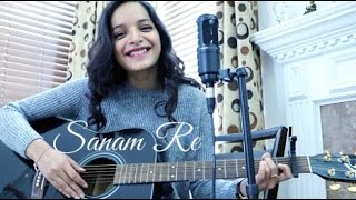 Sanam Re - Arijit Singh | Live Female Cover by Lisa Mishra