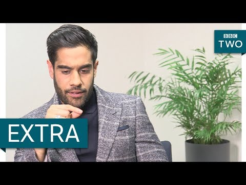 Interview with Sacha Dhawan: The Boy with the Topknot - BBC Two