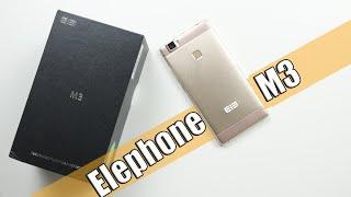 Elephone M3 обзор (распаковка) актуального смартфона