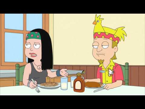 American Dad Stan Confronts Jeff (Uncensored)