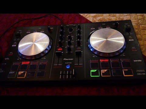 Dj MIX TECHNO MUSIC PIONEER CONTROLLER DDJ-SB