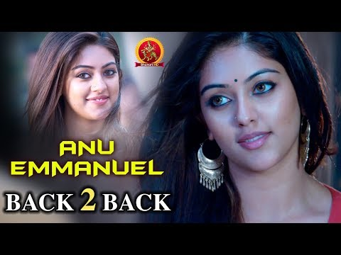 Anu Emmanuel Back to Back Scenes - 2017 Latest Telugu Movie Scenes - Bhavani HD Movies