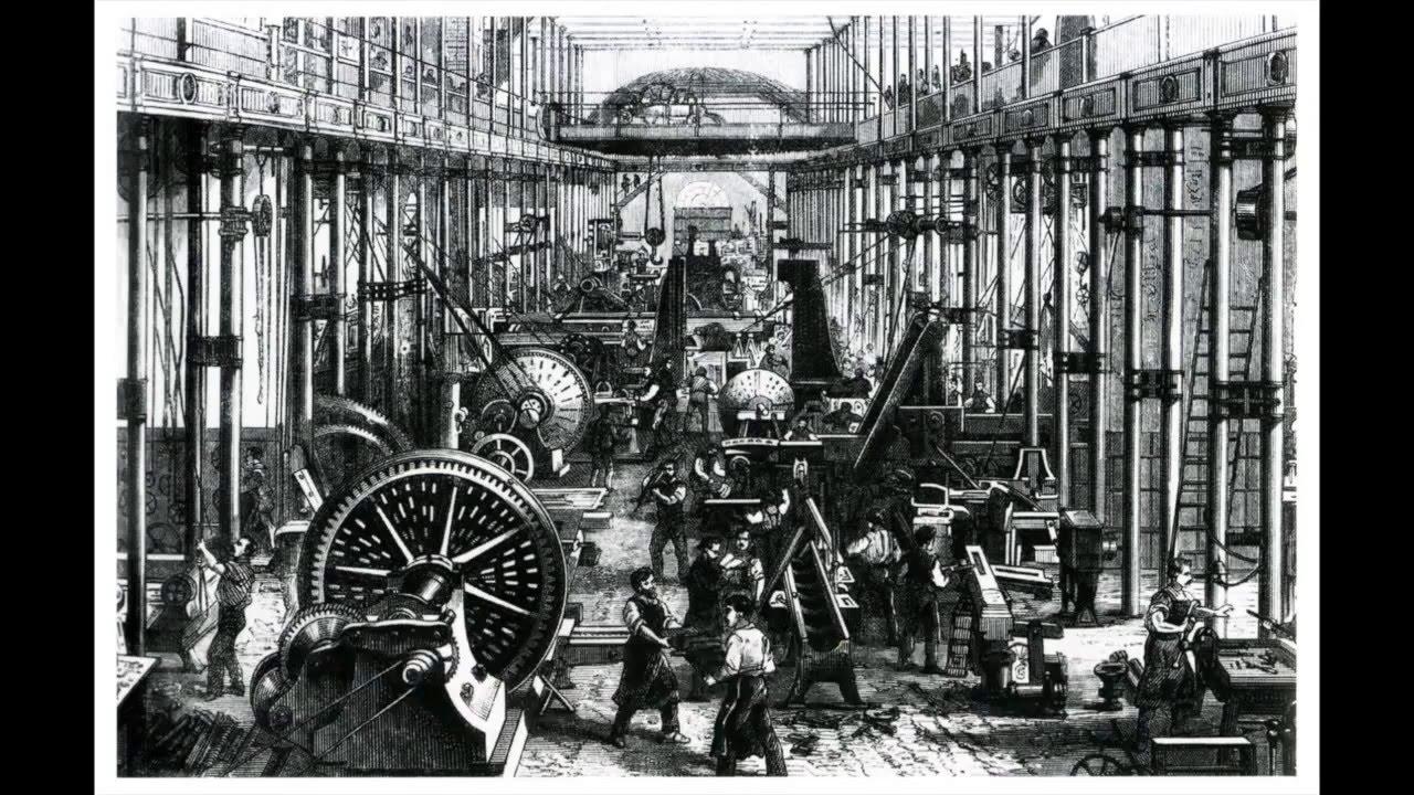 industrialismen i sverige