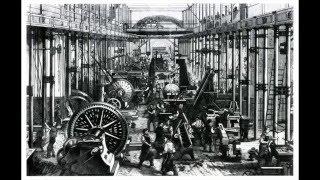 Industriella revolutionen i Sverige på 10 minuter