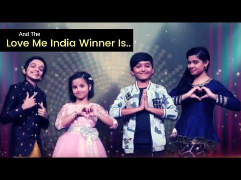 Love Me India Winner Name revealed, Guru Kiran Hegde Wins the Title