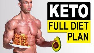 Ketogenic Diet for Weight Loss (Full Plan)