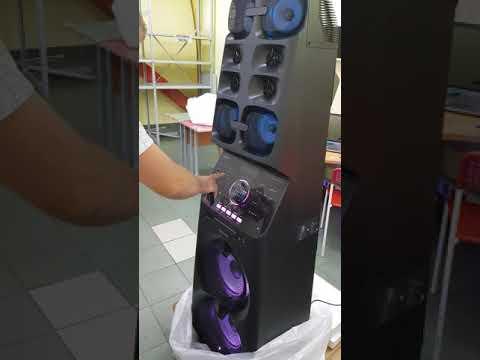 Колонка Sony MHC-V90DW, 2kw, бомба
