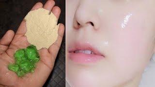 1 ही बार के इस्तेमाल से चेहरा इतना गोरा खूबसूरत कर देगा लोग देखते रह जाएंगे | skin whitening remedy
