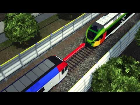 South Korea train crash: one killed, dozens injured