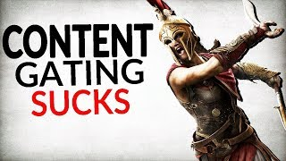 How Content Gating Can Ruin Video Games