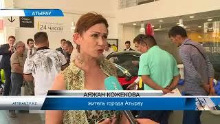 В Атырау открылся новый автомобильный центр RENAULT