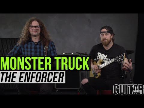 Monster Truck - The Enforcer Playthrough