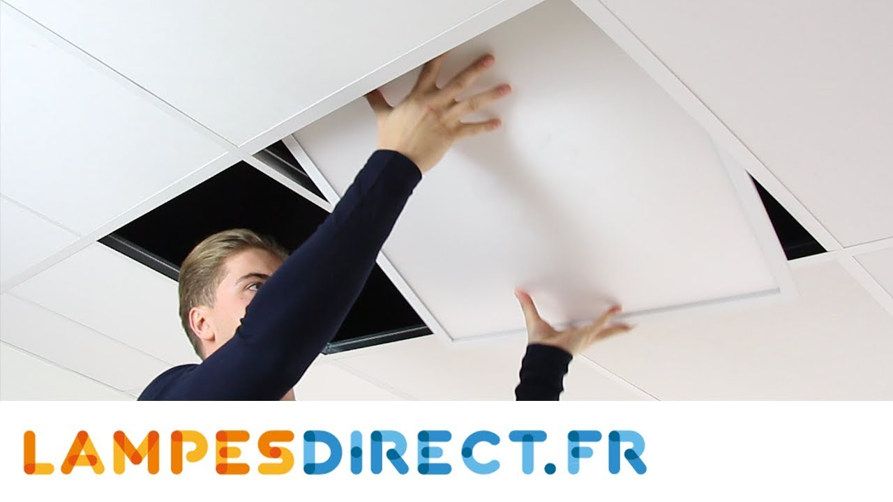 Comment Installer Un Panneau Led Lampesdirectfr