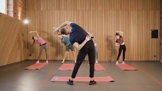 10 минутная жиросжигающая тренировка