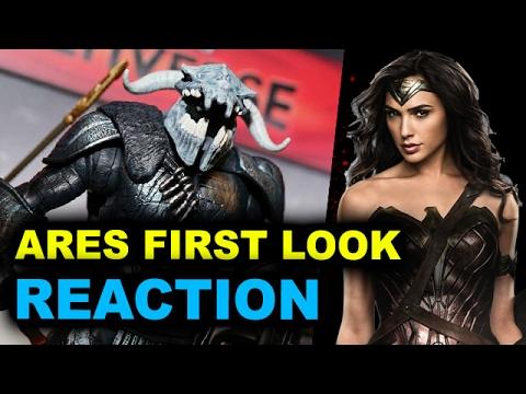 Wonder Woman 2017 - ARES FIRST LOOK - David Thewlis?