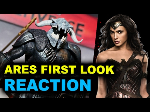 Wonder Woman 2017 - ARES FIRST LOOK - David Thewlis?