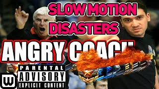 Starcraft 2 ANGRY COACH Marathon #17 | SLOW MOTION DISASTERS (Terran, Zerg & Protoss)