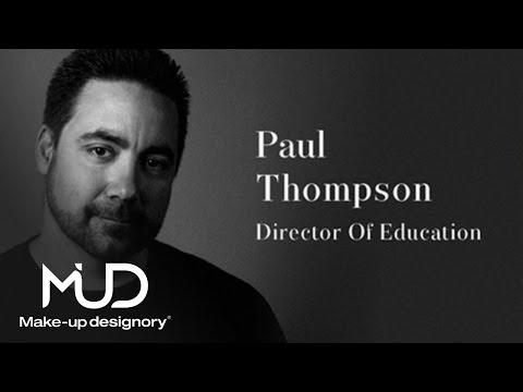 Paul Thompson & Special Make-up Effects course at MUD Studio Milan
