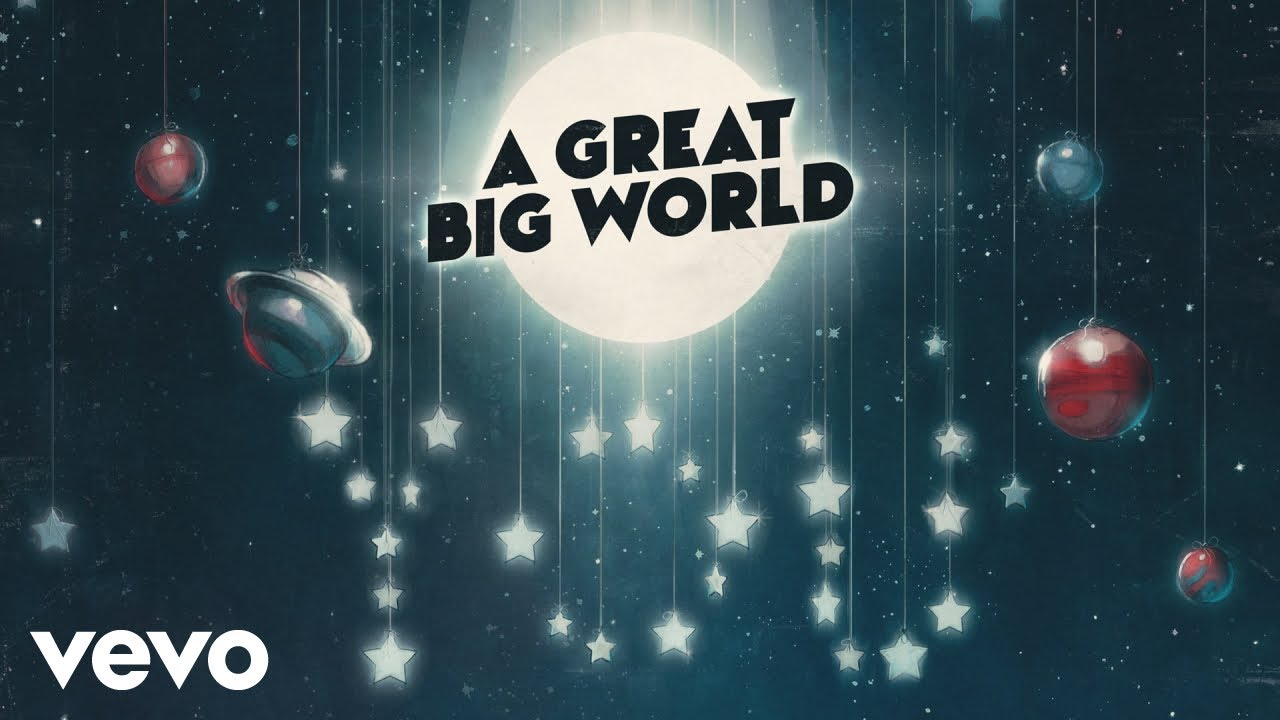 Why Would You Want To Put Great Big >> A Great Big World You Audio Youtube