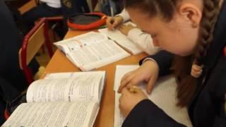 Фрагмент урока русского языка в 6 классе МБОУ СОШ №4 г о Железнодорожный