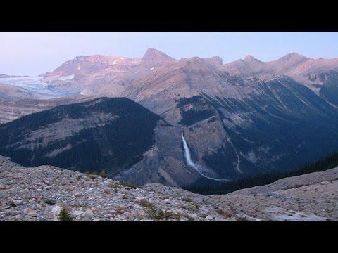 Iceline trail via Stanley Mitchell hut