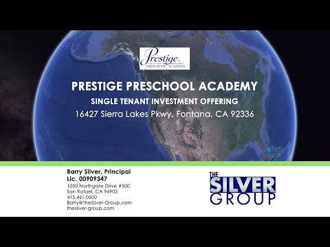 For Sale NNN Lease - Prestige Preschool Academy