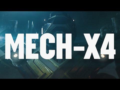 Tour the Mech Trailer | MECH-X4 | Disney XD