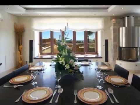 Top villa marbella villa de luxe marbella espagne youtube for Decoration interieur villa luxe