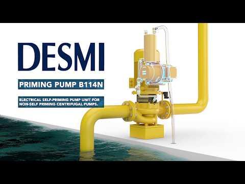 DESMI Priming Pump B114N