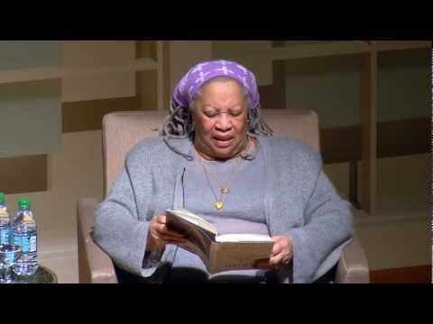 Toni Morrison on language, evil and 'the white gaze'