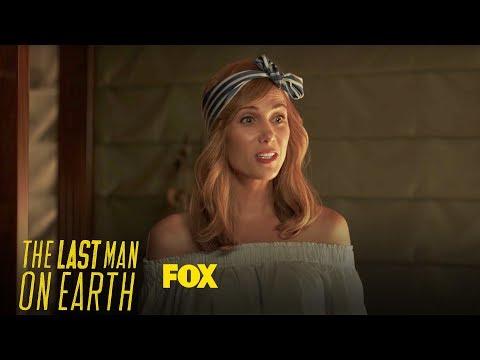 Pamela Offers To Give Everyone A Massage And Gets Declined   Season 4 Ep. 3   THE LAST MAN ON EARTH