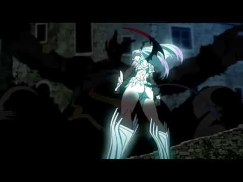 Shingeki no Bahamut:Genesis  Amira Demon Form