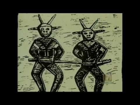 Ufo Files - Ancient Aliens (Part 1 of 3)