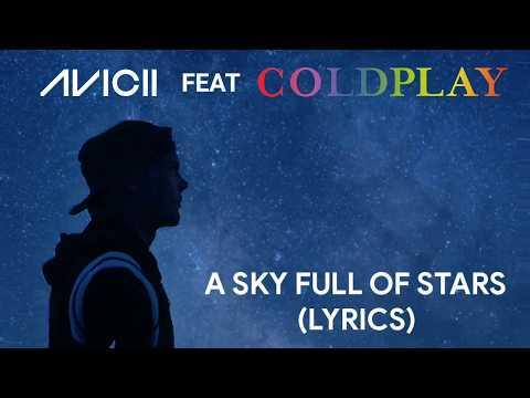 Coldplay - A Sky Full Of Stars (Avicii Version)