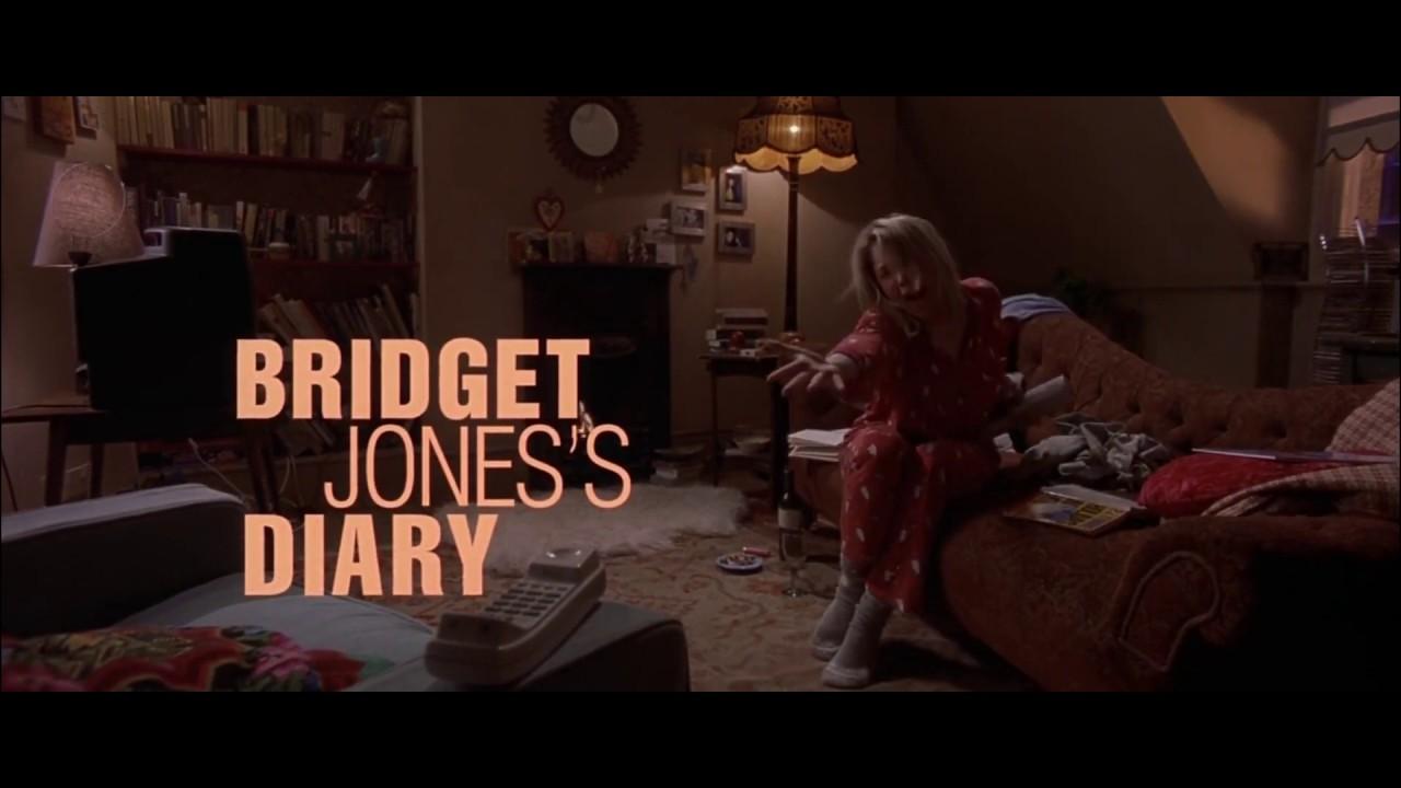 Bridget Jones S Diary All By Myself Youtube