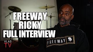 Freeway Ricky on Juice Wrld, Tekashi 69, Kodak Black, Boosie (Full Interview)