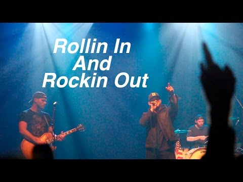 Jon Langston - 'Rollin In and Rockin Out' (Official Video)