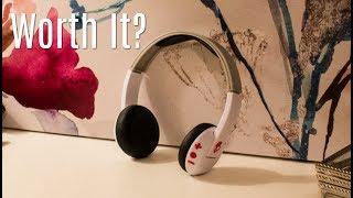 Skullcandy Uproar Wireless Headphones Review, Two Years Later