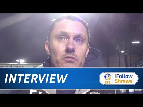 INTERVIEW | Paul Hurst post Portsmouth - Town TV