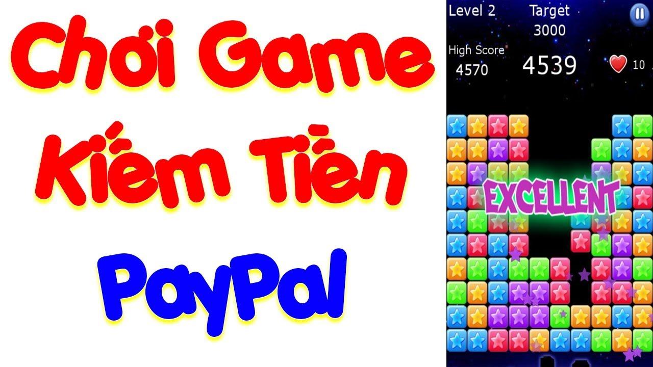 Chơi Game Kiếm Tiền PayPal App Pop Star Magic – LVT | Kiếm Tiền Online