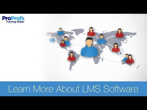 What is a learning management system ?  LMS Software